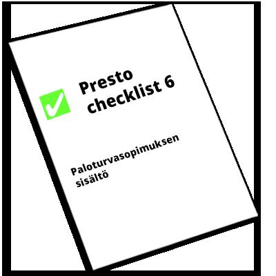 Presto-checklist-6