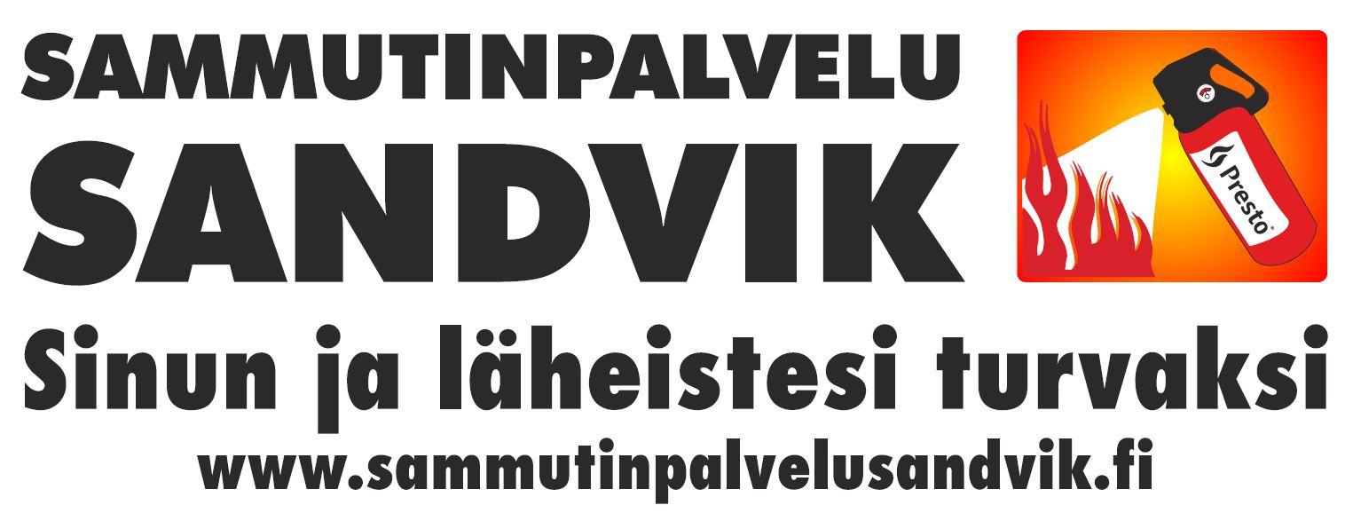 Sammutinpalvelu_Sandvik_logo