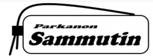 Parkanon sammutin logo